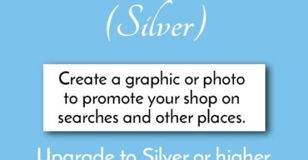 Sample Shop (Silver): Shop Card
