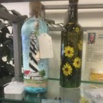 Variety Of Decorated Bottles •