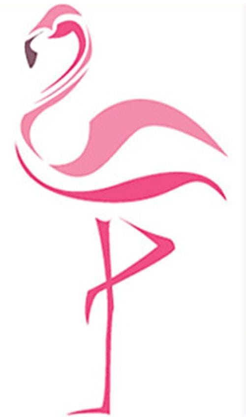 Flamingo Porch: Logo