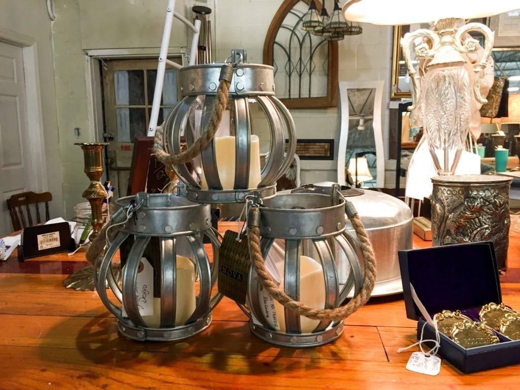 Flameless Candle Lanterns • Nova brand new with tags flameless candle lanterns. Add to your beachy, coastal or nautical decor!!