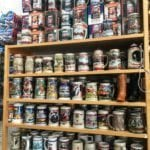 Huge Stein Collection •