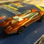 Vintage Red Line Hot Wheels •