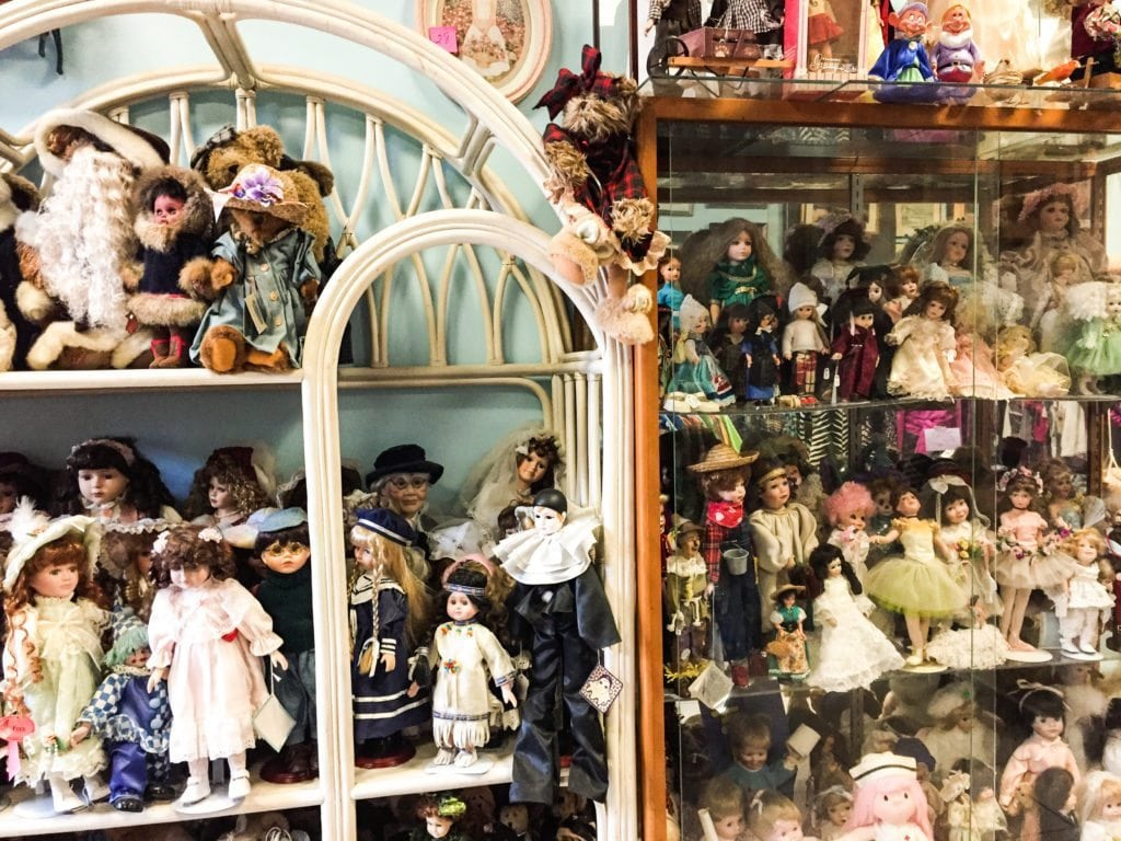 Collectible Dolls •