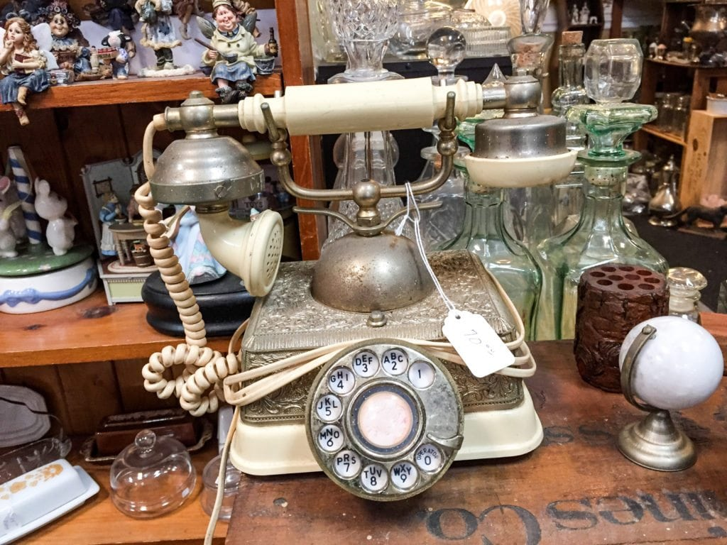 Old Phone •
