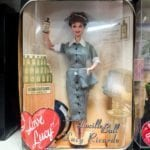 I Love Lucy Barbie •