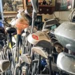Golf Clubs and Accessories •