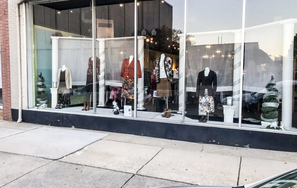 Stop by and Visit Us! • We have a variety of upscale clothing for women and men. We also carry designer handbags, household items and toys for children. Please come see us.  All our proceeds go to Harbor Shelter for domestic violence.