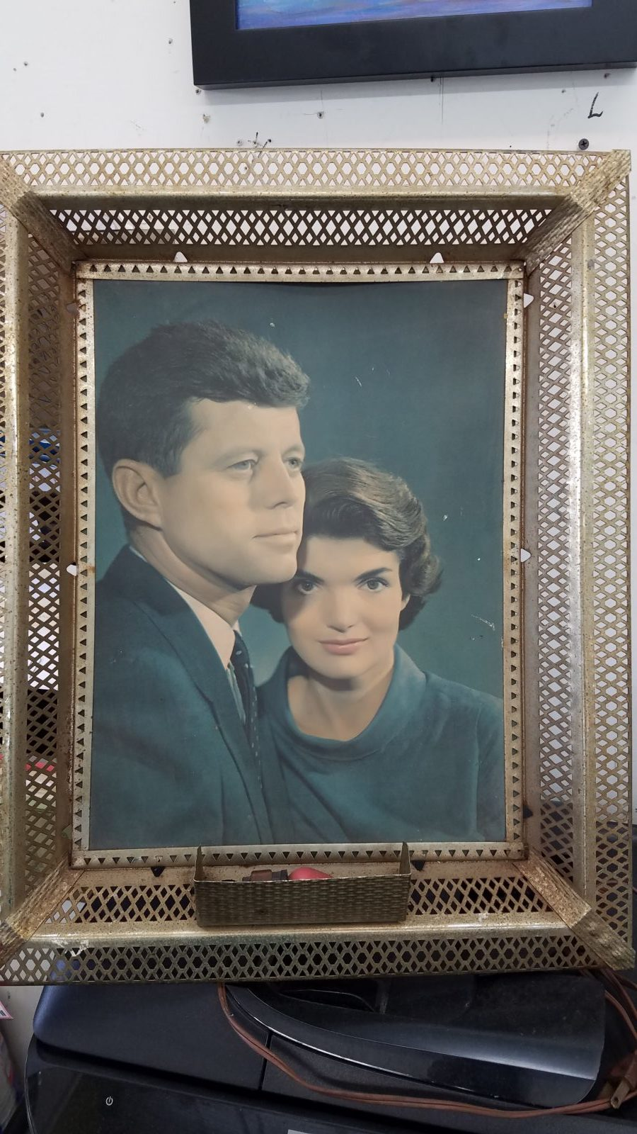 Vintage Picture of the Kennedys •