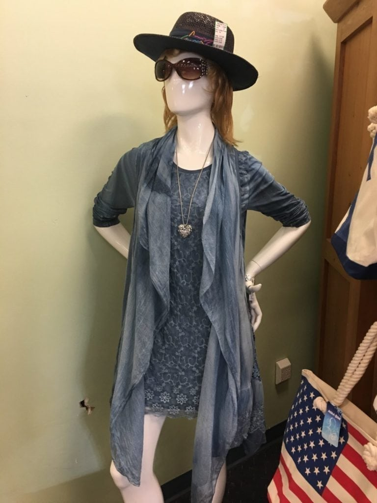 Jessica Taylor Designs • Now carrying 3 styles and 5 colors of her latest tops.  Two and three piece sets.  Lacey tops or beach covers.