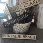 Local Town signs • Great signs to decorate your home with!