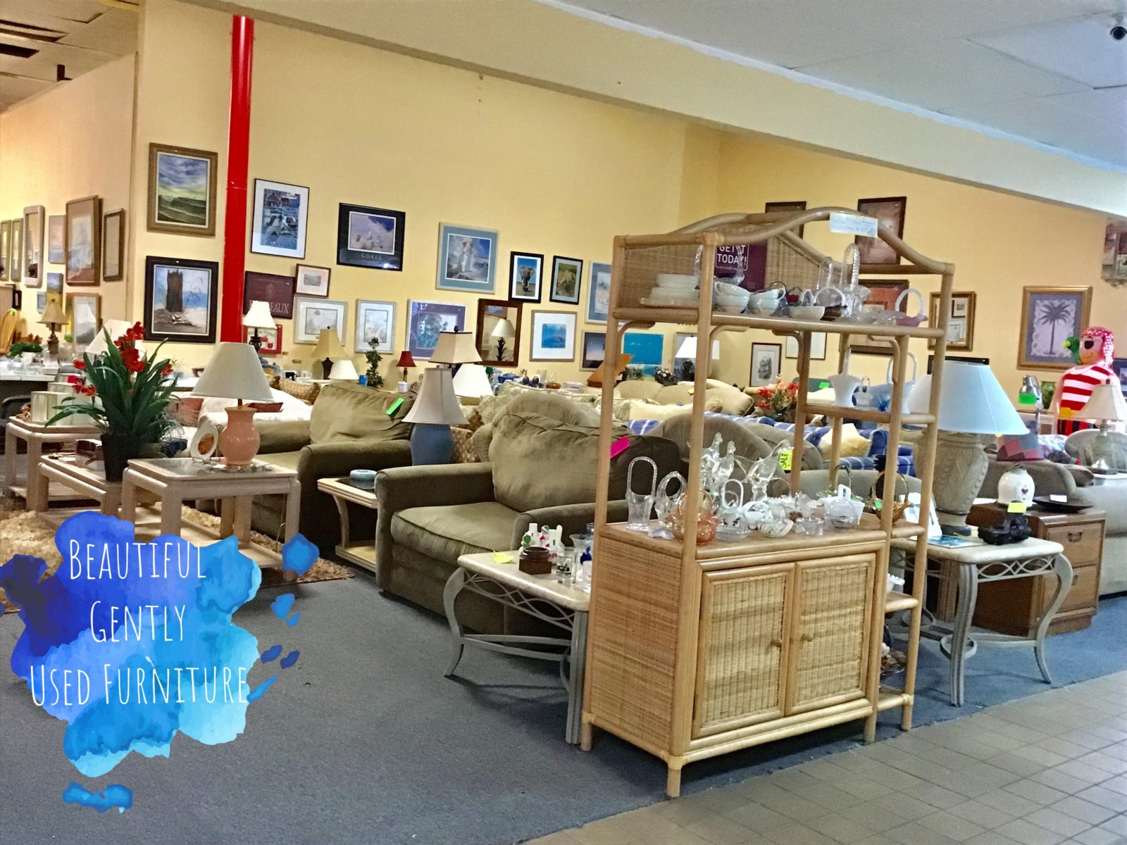 Gently Used Furniture & More • Come in and see us we have lots of gently used furniture Before you buy  give Diamond Jim a try We have lots of beautiful items to choose from whether you were looking for a couch or even awake or daybed we have it all come in and see us today