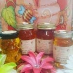 Local Wildflower Honey • Delicious, Local Wildflower Honey! Comes in 3 sizes.