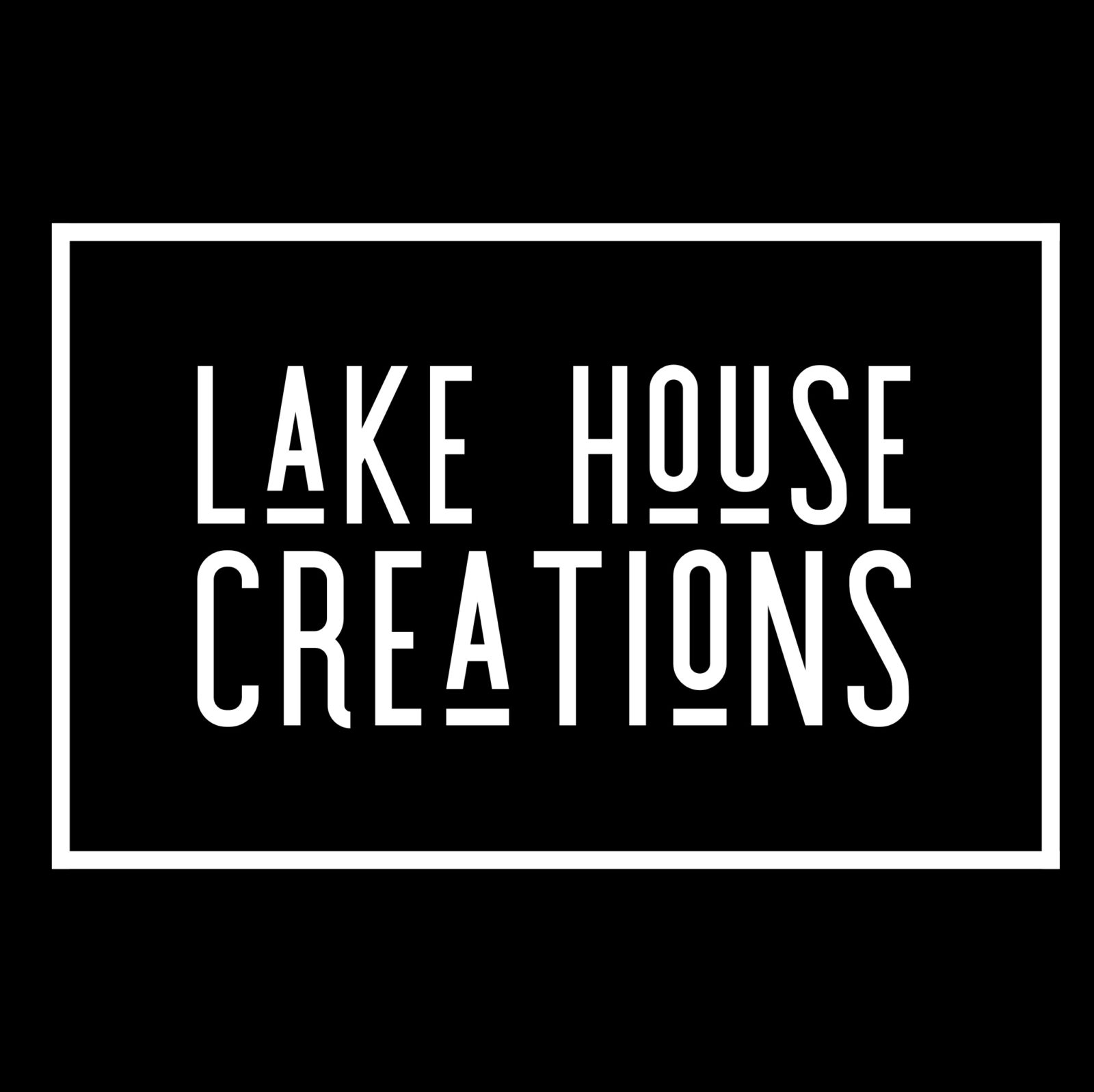 Lake House Creations: Logo