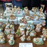 Cherished Teddies Collectibles • We have over 25 collector cherished teddies, must see in original boxes,, numbered.